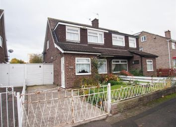 Thumbnail 3 bed semi-detached house to rent in Gabriel Close, Wirral