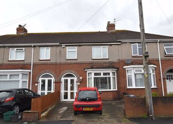 Thumbnail 3 bedroom terraced house for sale in Lewis Road, Bedminster Down, Bristol