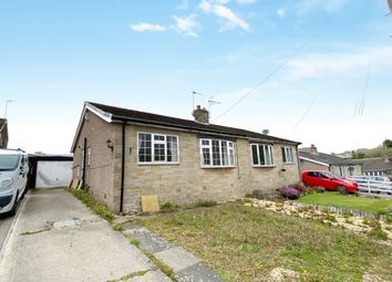 Thumbnail 2 bed semi-detached bungalow for sale in Mowbray Close, Cullingworth, Bradford
