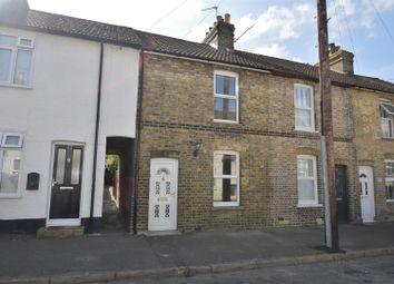Thumbnail 2 bedroom terraced house to rent in Varnes Street, Eccles, Aylesford