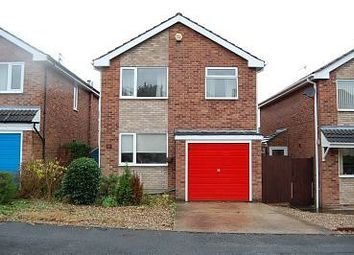 Thumbnail 3 bed detached house to rent in Bosworth Drive, Newthorpe, Nottingham