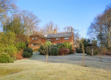 Thumbnail 4 bed detached house for sale in Cuckfield Road, Ansty, Haywards Heath, West Sussex
