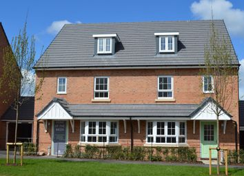 "Thumbnail 6 bed semi-detached house for sale in ""Reigate 1"" at Nottingham Business Park, Nottingham"