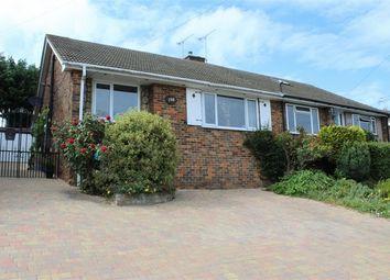 Thumbnail 2 bed semi-detached bungalow for sale in Lonsdale Drive, Rainham, Kent