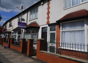 Thumbnail 4 bed terraced house for sale in Mere Road, Leicester