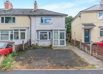 Thumbnail 3 bedroom end terrace house for sale in Wold Walk, Billesley, Birmingham, West Midlands