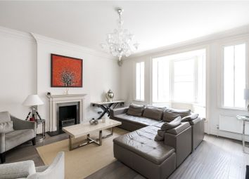 Thumbnail 4 bedroom maisonette for sale in Hornton Street, London