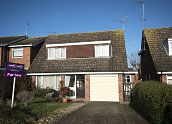 Thumbnail 3 bed detached house for sale in Askew Drive, Spencers Wood, Reading
