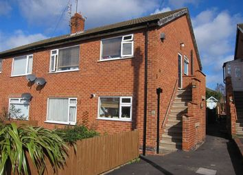 Thumbnail 2 bed flat to rent in Smithy Crescent, Arnold, Nottingham