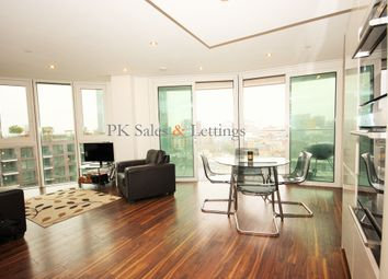 Thumbnail 3 bedroom flat for sale in Altitude Tower, London