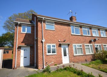 Thumbnail 1 bed flat to rent in Kingswood Close, Chesterfield