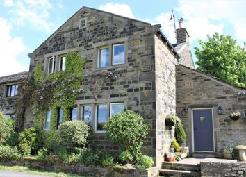 Thumbnail 4 bed cottage for sale in Top Of The Hill, Huddersfield, West Yorkshire