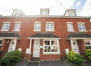 Thumbnail 4 bed terraced house for sale in Hazel Pear Close, Horwich, Bolton