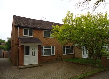 Thumbnail 3 bed semi-detached house to rent in Langley Walk, Crawley
