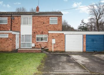 Thumbnail 3 bed semi-detached house for sale in Mill Road, Rugby