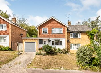 Thumbnail 3 bed semi-detached house for sale in Chieveley Drive, Tunbridge Wells, Kent