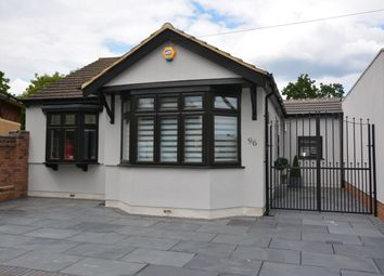 Stafford Avenue, Ardleigh Green, Hornchurch RM11. 3 bed detached bungalow