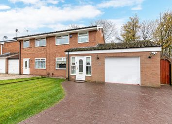Thumbnail 3 bed semi-detached house for sale in Wenlock Road, Clougwood, Runcorn