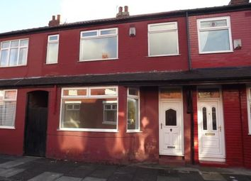 Thumbnail 3 bedroom terraced house to rent in Boscombe Street, Reddish, Stockport, Greater Manchester