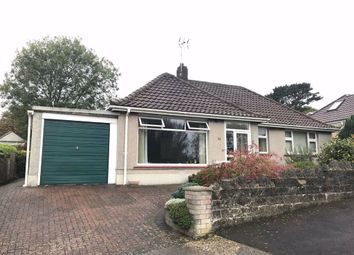 Thumbnail 3 bed detached bungalow for sale in Glynderwen Close, Derwen Fawr, Swansea