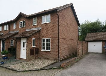 Thumbnail 2 bed end terrace house to rent in Evergreen Close, Marchwood, Southampton
