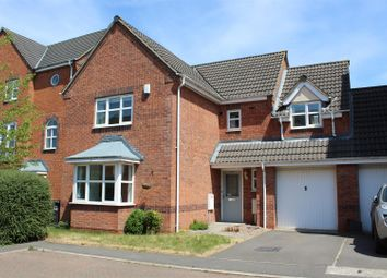 Thumbnail 4 bed link-detached house for sale in Brouder Close, Coalville