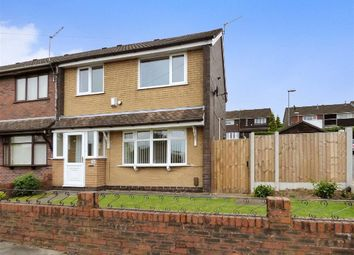 Thumbnail 2 bed town house for sale in Meere Close, Norton, Stoke-On-Trent