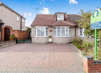 4 bed bungalow for sale in Warren Road, Dartford DA1
