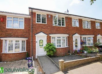 Thumbnail 3 bed terraced house for sale in Smarts Green, Cheshunt, Waltham Cross