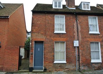 Thumbnail 2 bed flat to rent in Dover Street, Canterbury