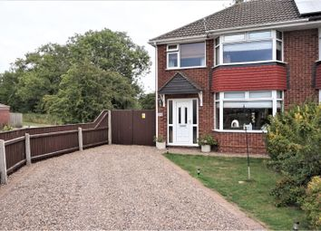 Thumbnail 3 bed semi-detached house for sale in Brookfield Road, Scartho
