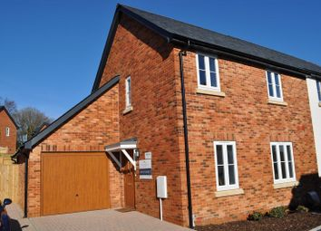 Thumbnail 3 bed semi-detached house for sale in Plot 8, Windmill Place, Dads Hill, Cross In Hand, Heathfield