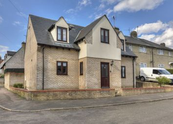 Thumbnail 3 bed detached house for sale in Cross Lane, Little Downham, Ely
