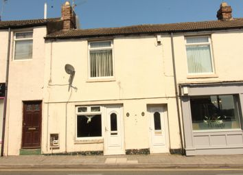 Thumbnail 2 bedroom flat to rent in Commercial Street, Willington, Crook