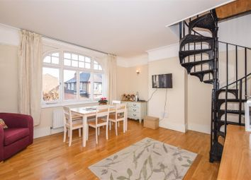 Thumbnail 1 bed flat for sale in Merton Hall Road, London