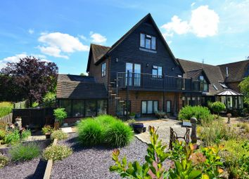 Thumbnail 5 bed barn conversion for sale in Chestnut Court, Boughton-Under-Blean, Faversham