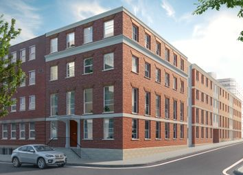 Thumbnail 1 bed flat for sale in Cross Street, Preston