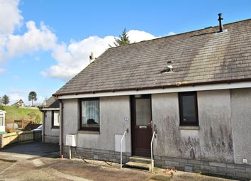 Thumbnail 1 bed terraced bungalow for sale in The Glebe, Twynholm