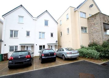 Thumbnail 4 bed semi-detached house to rent in Temple Walk, Plymouth
