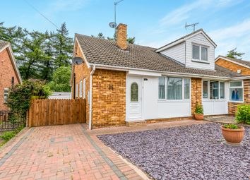 Thumbnail 2 bed semi-detached bungalow for sale in Sherwood Avenue, Kingsthorpe, Northampton