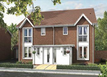 Thumbnail 3 bed semi-detached house for sale in Eastlake, Tadpole Garden Village, Swindon