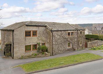 Thumbnail 4 bed detached house for sale in Wilsden Road, Harden, Bingley