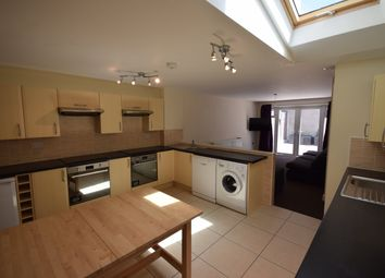 Thumbnail 8 bed shared accommodation to rent in Woodville Road, Cathays, Cardiff