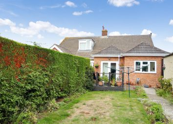 Thumbnail 2 bed semi-detached bungalow for sale in Richmond Rise, Portchester, Fareham