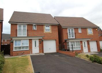 Thumbnail 4 bed detached house to rent in Croft Gardens, Wolverhampton, West Midlands