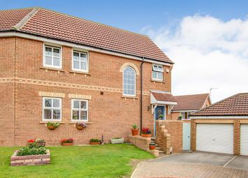 Thumbnail 3 bed semi-detached house for sale in Ullswater Avenue, Bridlington
