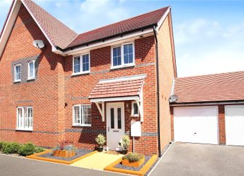 Thumbnail 3 bed semi-detached house to rent in Randall Way, Randall Way, Littlehampton, West Sussex