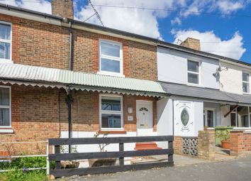 Thumbnail 2 bed terraced house for sale in Springfield Road, Southborough, Tunbridge Wells