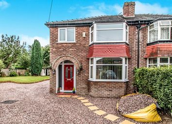 Thumbnail 3 bed semi-detached house for sale in Tuscan Road, Didsbury, Manchester