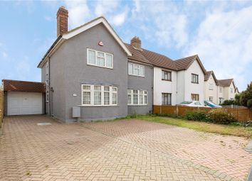 Thumbnail 4 bed semi-detached house for sale in Upper Rainham Road, Hornchurch